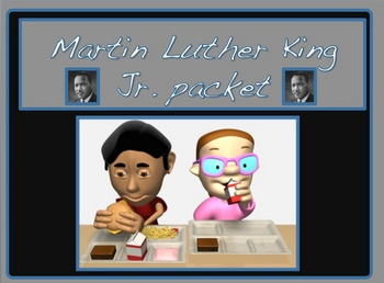 """Martin Luther King Jr. Primary Unit """"I Have a Dream"""""""