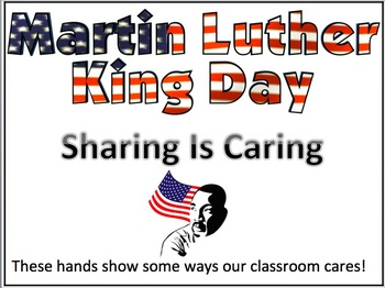"Martin Luther King Jr. Primary Unit ""I Have a Dream"""