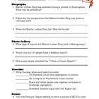 Martin Luther King Scavenger Hunt
