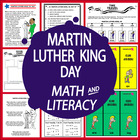 Martin Luther King Unit-Common Core Standards