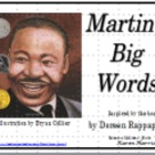Martin&#039;s Big Words -  Martin Luther King&#039;s Wise Words Powe