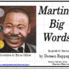 Martin's Big Words -  Martin Luther King's Wise Words (Pow