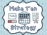 Marvelous Make Ten Additon Strategy Resources
