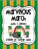 Marvelous March-Math and Literacy