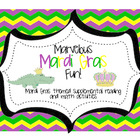 Marvelous Mardi Gras Fun! Supplemental Reading and Math Ac