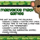 Marvelous Math Games