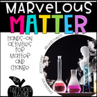 Marvelous Matter Activities for Little Scientists