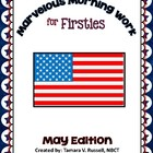 Marvelous Morning Work for Firsties: May Edition {Common C