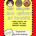 Mary Musgrove, Tomochichi, James Oglethorpe: Three Importa