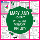 Maryland History Lesson-Core Standards