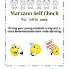 Marzano Primary Self-Check Rating Scale