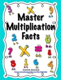 Master Multiplication Facts
