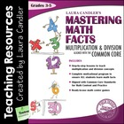 Mastering Math Facts Multiplication and Division: Aligned