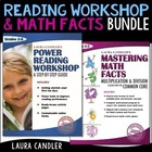 Mastering Math Facts / Power Reading Workshop Ebook Combo