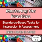 Mastering the Practices instruction & assessment tasks – f