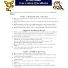 Masters of Disaster by Gary Paulsen Discussion Questions