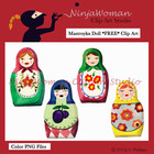 Mastroyka Doll *FREE* Clip Art