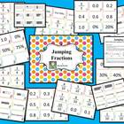 Matching Fractions 5 Ways - MathsCenter Rotation