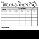 Math-A-Thon