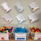 Math Action Cards for Math Manipulatives 3-5