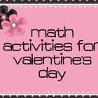 Math Activities for Valentine&#039;s Day