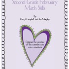 Math Activity Pack for February-Common Core Aligned