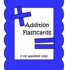Math Addition Flashcards