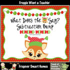 Math Center--What Does the Fox Say? (Bump Bundle Addition