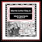 Math Centers: Dr. Martin Luther King