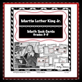 Math Center: Dr. Martin Luther King Black History