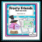 Math Centers: Frosty Friends