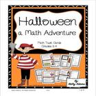 Math Center:  Halloween