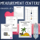 Math Centers Measurement - CCSS