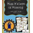 Math Centers: Miss Nelson is Missing
