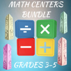 Math Centers Packet - Meets Math CSSS