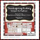 Math Centers: Thanksgiving: If You Sailed on the Mayflower