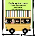 Math Center: The Senses