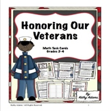 Math Center: Veterans' Day