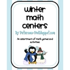 Math Centers: Winter Fun