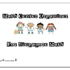 Math Centers for Singapore Math