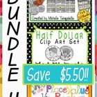 Math Clip Art Bundle for Common Core