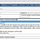 Common Core Lesson Plan Math Templates by Domain w/Strds i