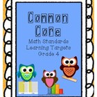 Math Curriculum Posters with Student Examples &amp; Pictures, 