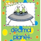 Math Decimal Game 