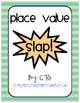 Math Differentiated Place Value Slap! Center