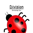 Math Division Center Game ~ Divide By Six! ~ Great For Homework!
