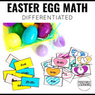 Math Egg Inserts!