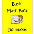 Math Fact Dominoes (Basic Addition)