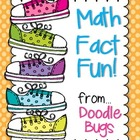 Math Fact Fun {5 Centers & 6 Follow-up/Review Sheets}