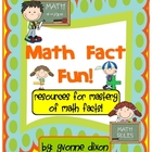 Math Fact Fun Resources